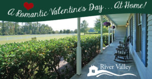 A Romantic Valentine's Day…at Home in Stockton, NJ